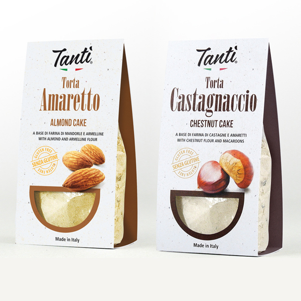 TA PAckaging design line