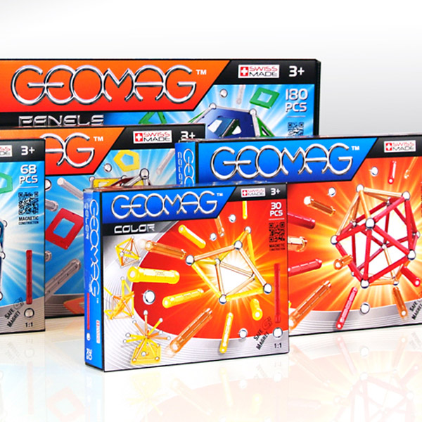 packaging geomag classic 1