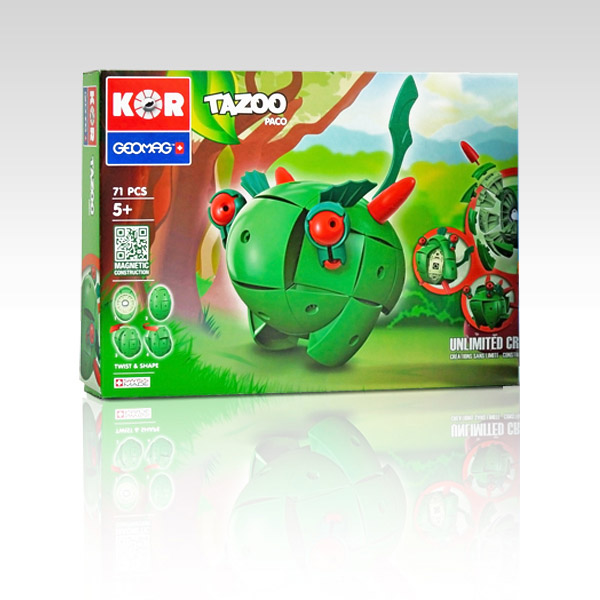 packaging tazoo 2